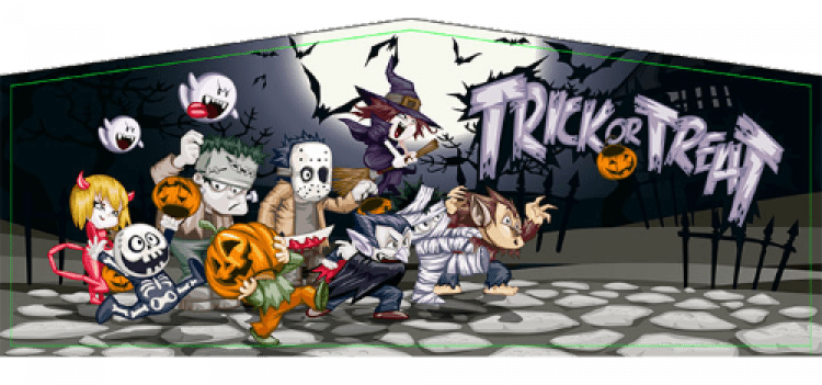 Halloween 1 Banner