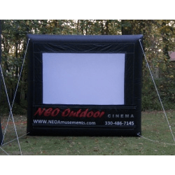 Movie Screen (8 x 5) package