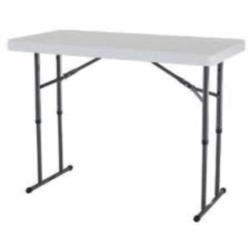 4 FT folding table