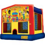 Themed Bounce House