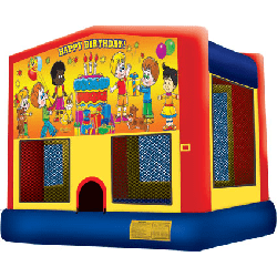 Themed Bounce House