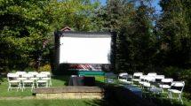 Movie Screen (12 x 7) Package
