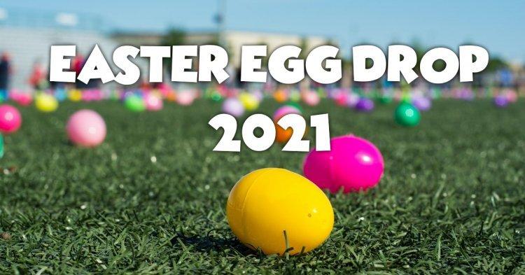 Easter Egg Drop